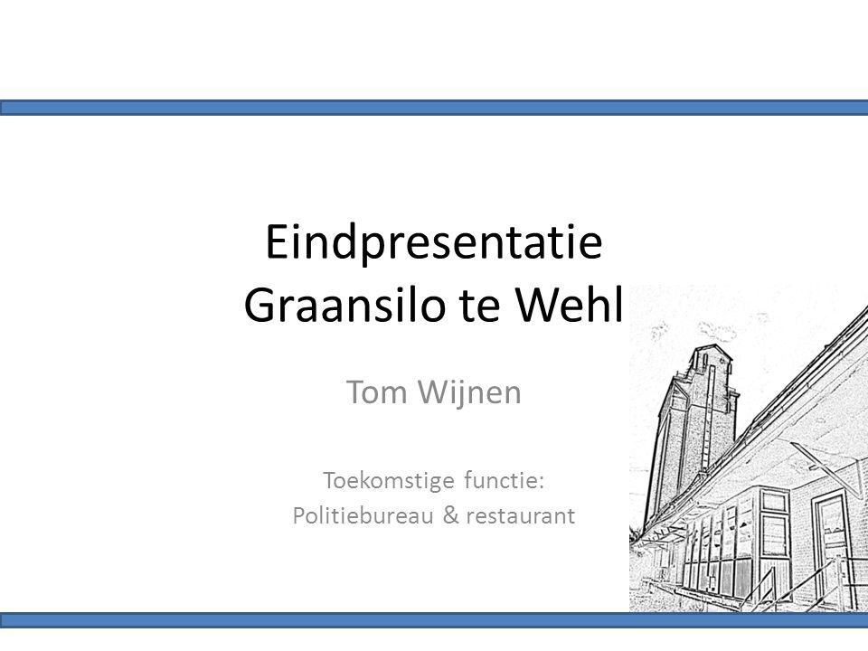 Eindpresentatie Graansilo te Wehl