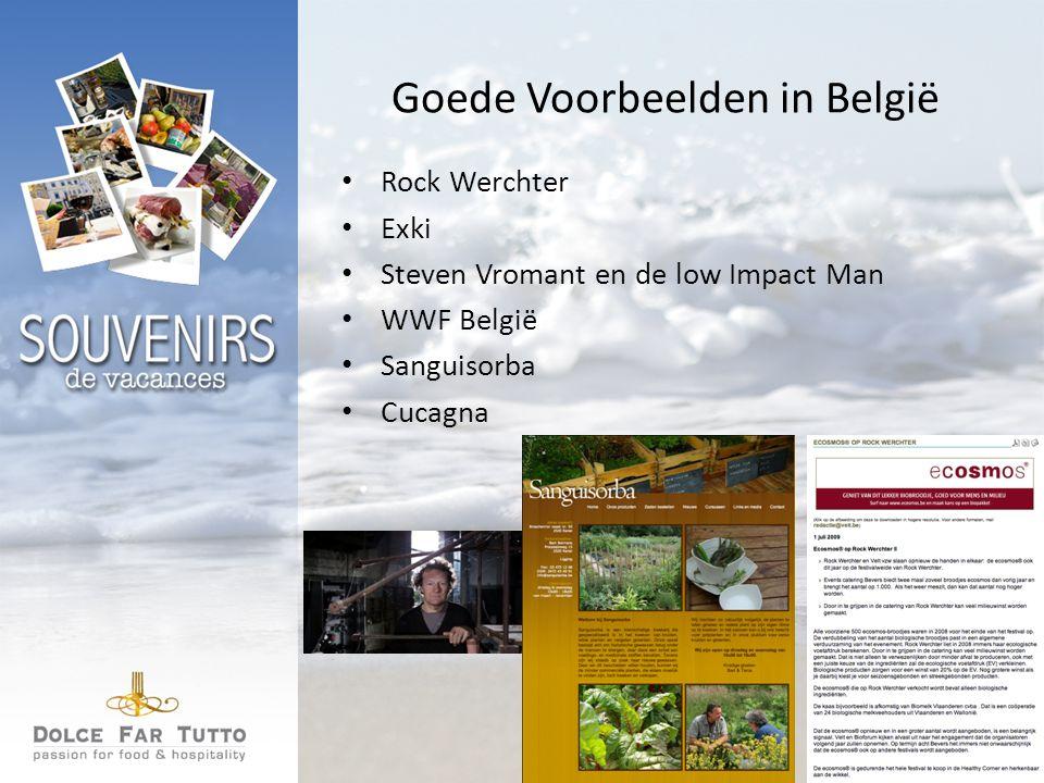 Goede Voorbeelden in België