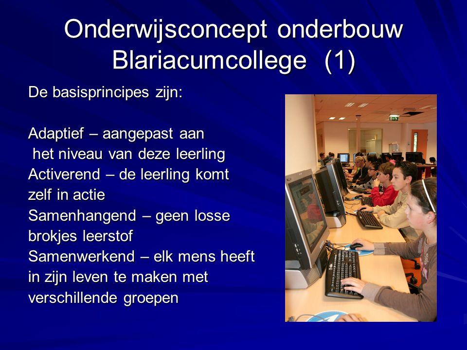 Onderwijsconcept onderbouw Blariacumcollege (1)