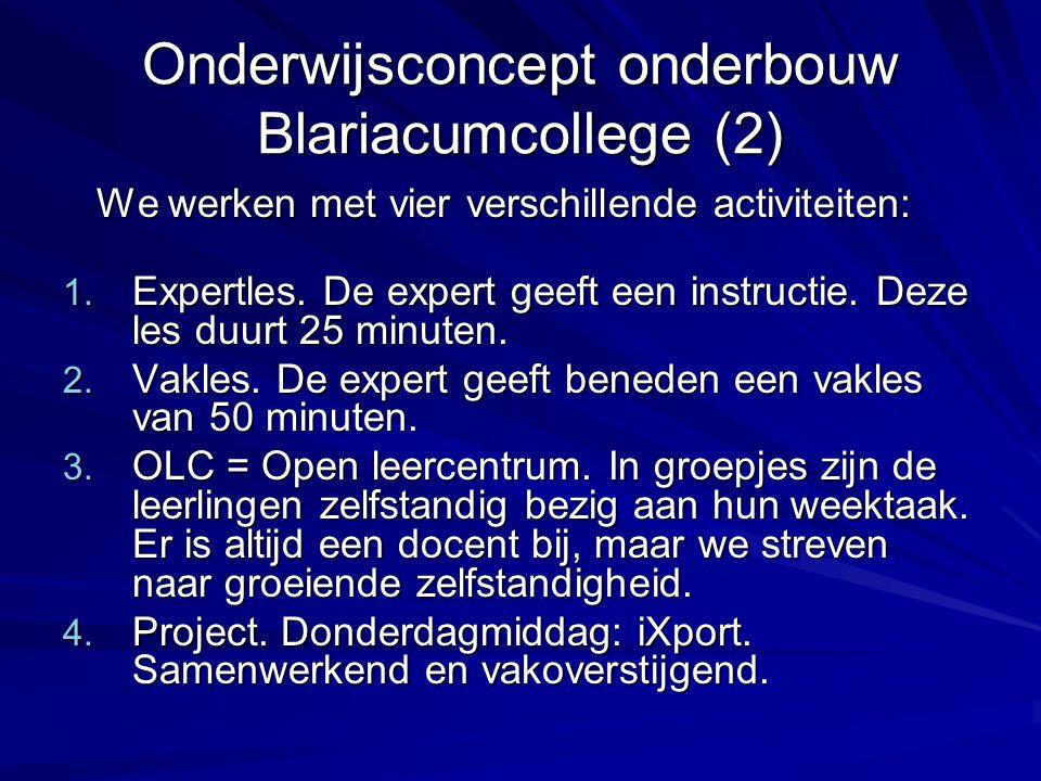 Onderwijsconcept onderbouw Blariacumcollege (2)