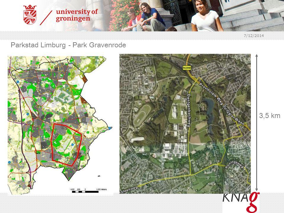 Parkstad Limburg - Park Gravenrode