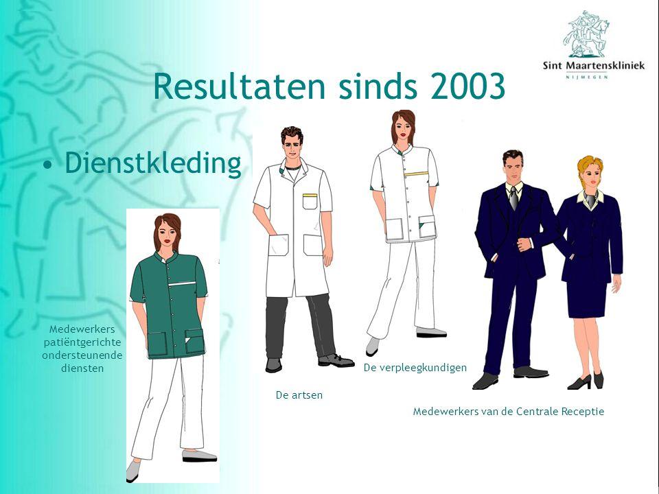 Medewerkers patiëntgerichte ondersteunende diensten