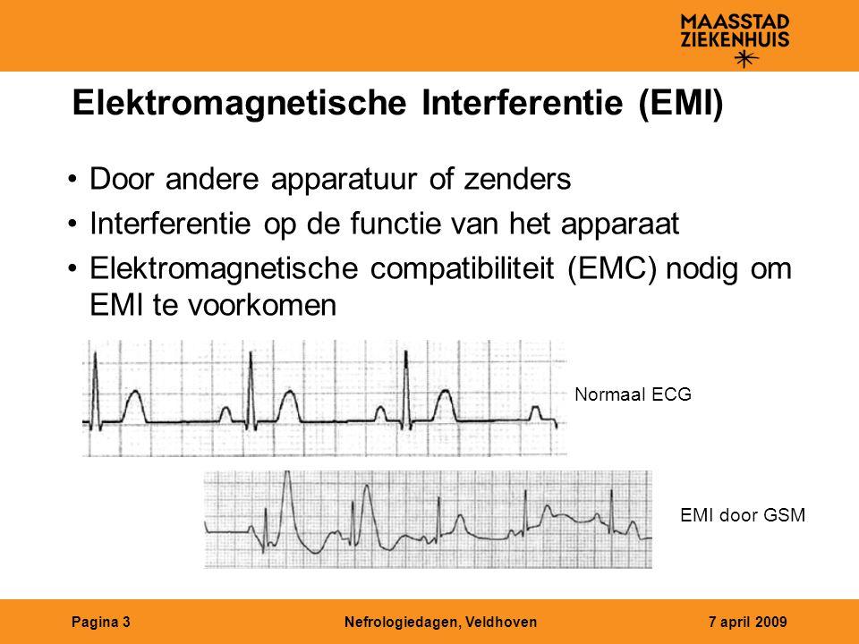 Elektromagnetische Interferentie (EMI)