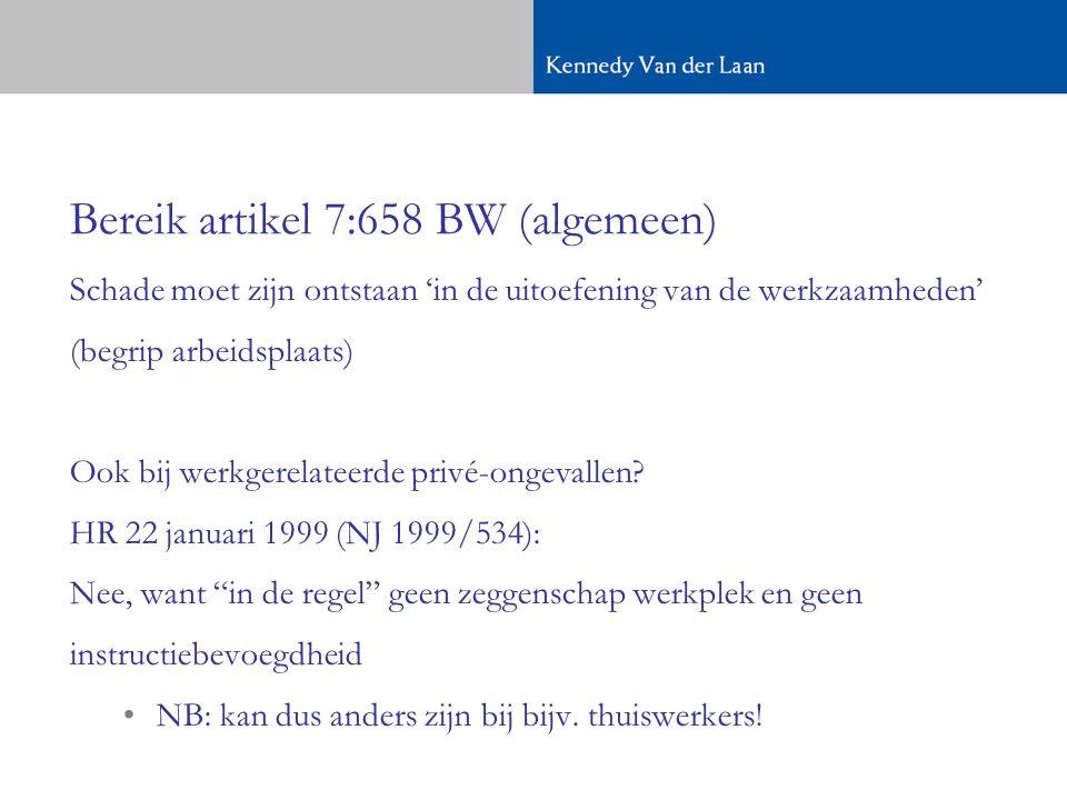 Bereik artikel 7:658 BW (algemeen)