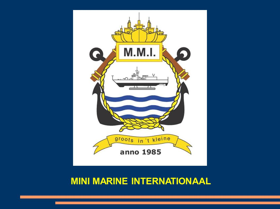 MINI MARINE INTERNATIONAAL
