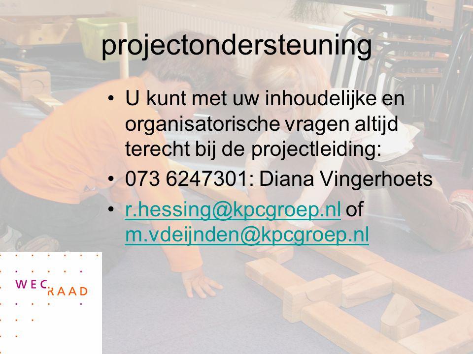 projectondersteuning