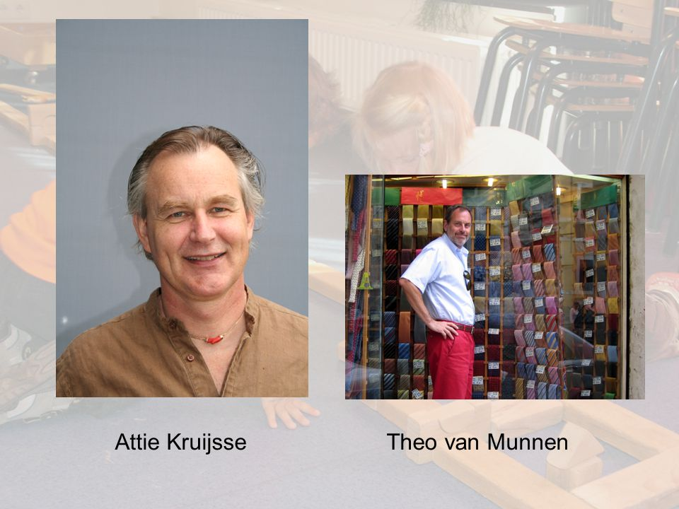 Attie Kruijsse Theo van Munnen