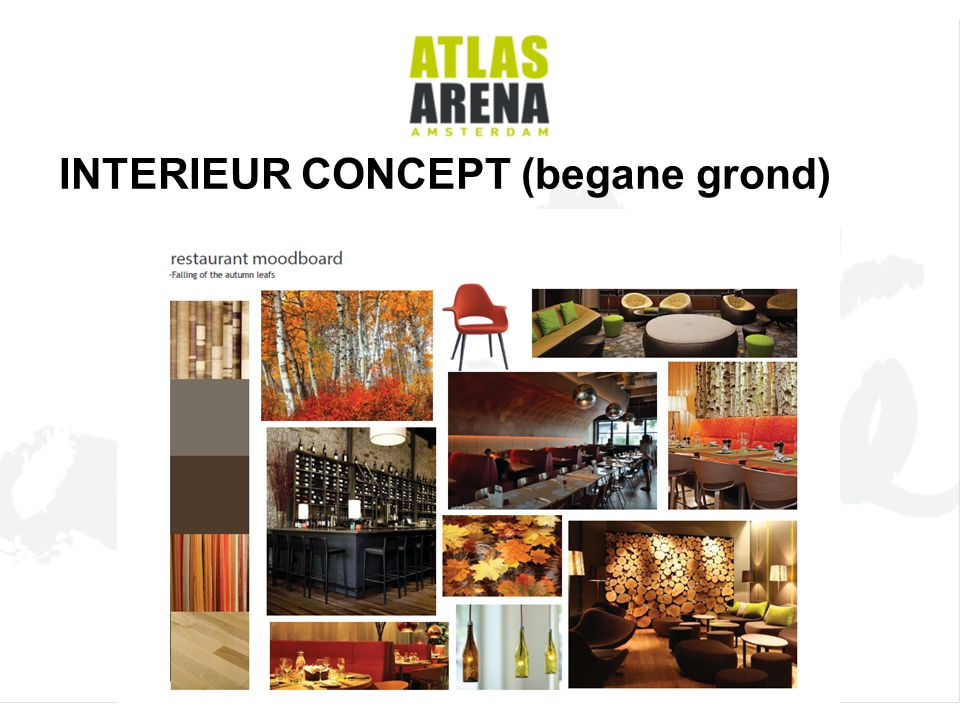 INTERIEUR CONCEPT (begane grond)