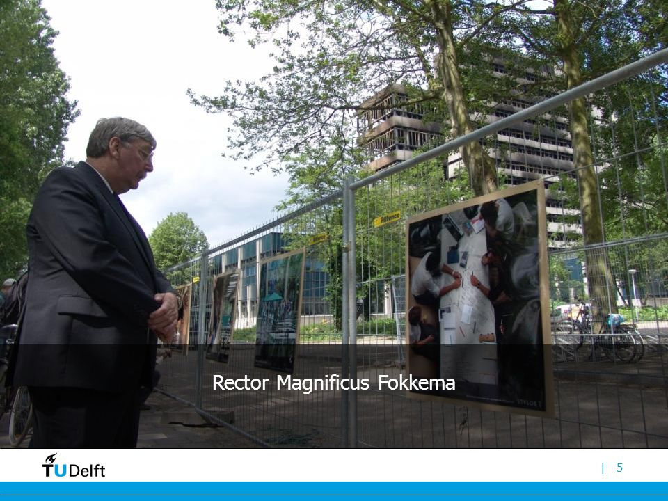 Rector Magnificus Fokkema