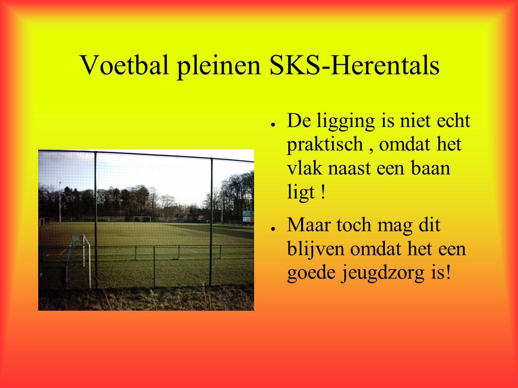 Voetbal pleinen SKS-Herentals