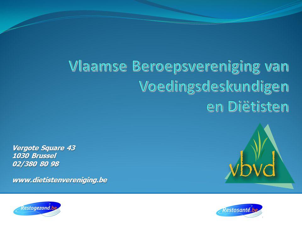 Vlaamse Beroepsvereniging van Voedingsdeskundigen en Diëtisten
