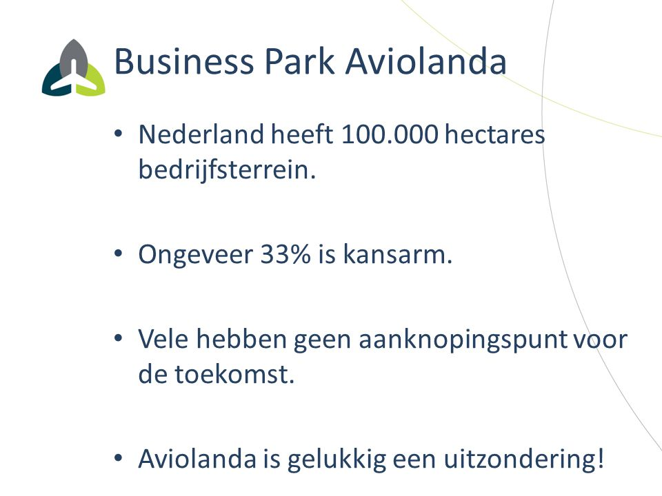 Business Park Aviolanda