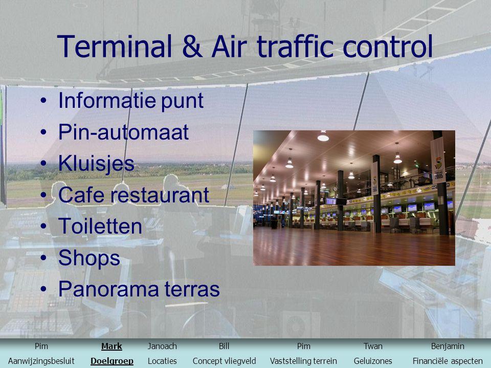 Terminal & Air traffic control