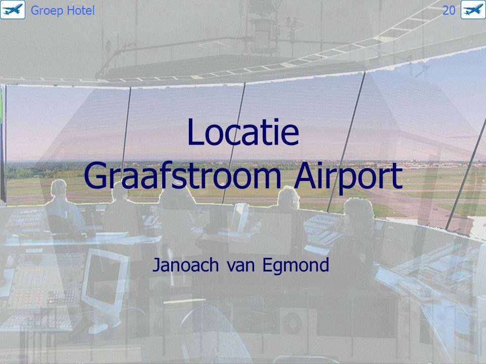 Locatie Graafstroom Airport