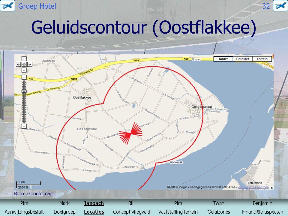 Geluidscontour (Oostflakkee)