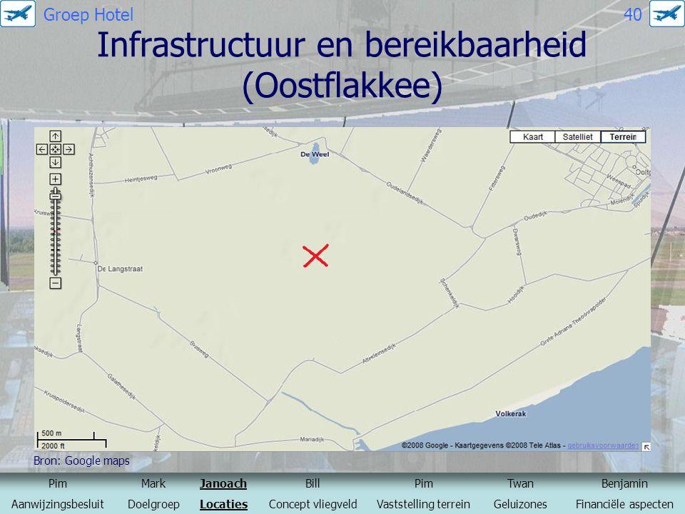 Infrastructuur en bereikbaarheid (Oostflakkee)