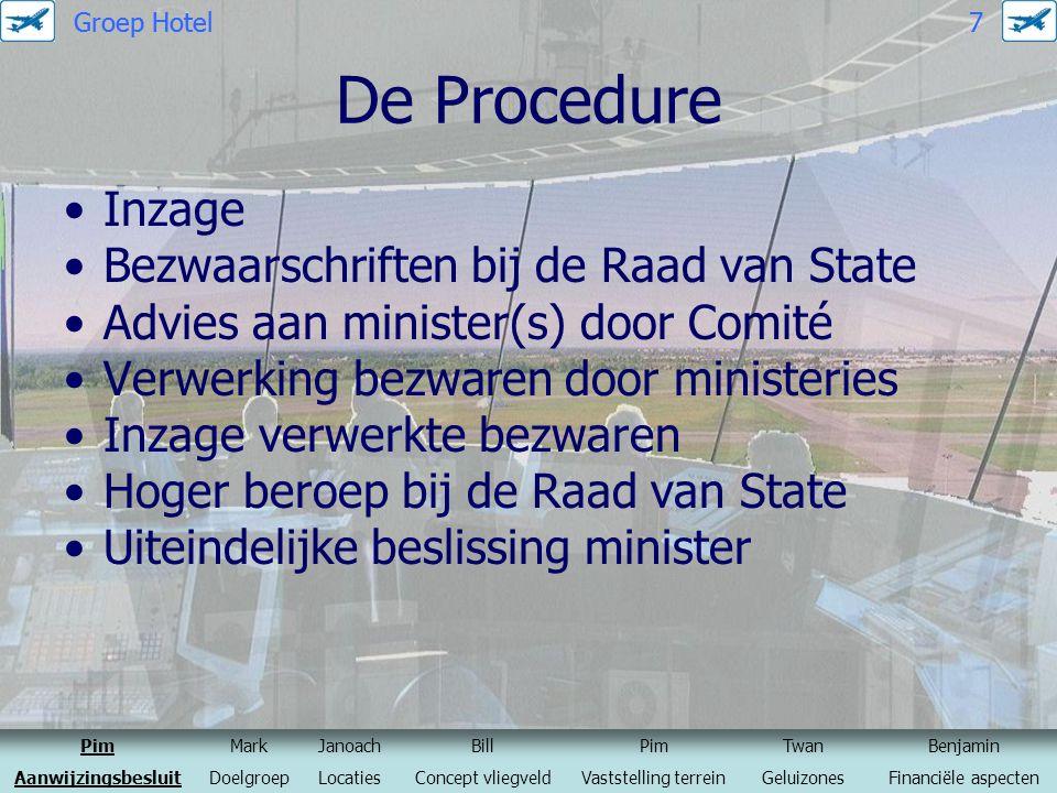 De Procedure Inzage Bezwaarschriften bij de Raad van State