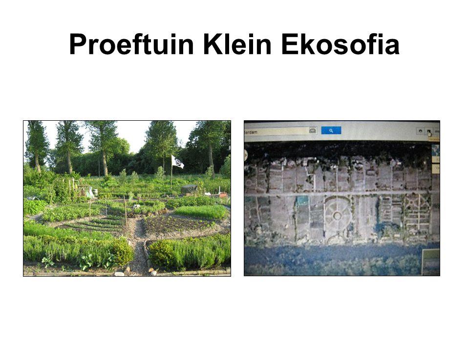 Proeftuin Klein Ekosofia