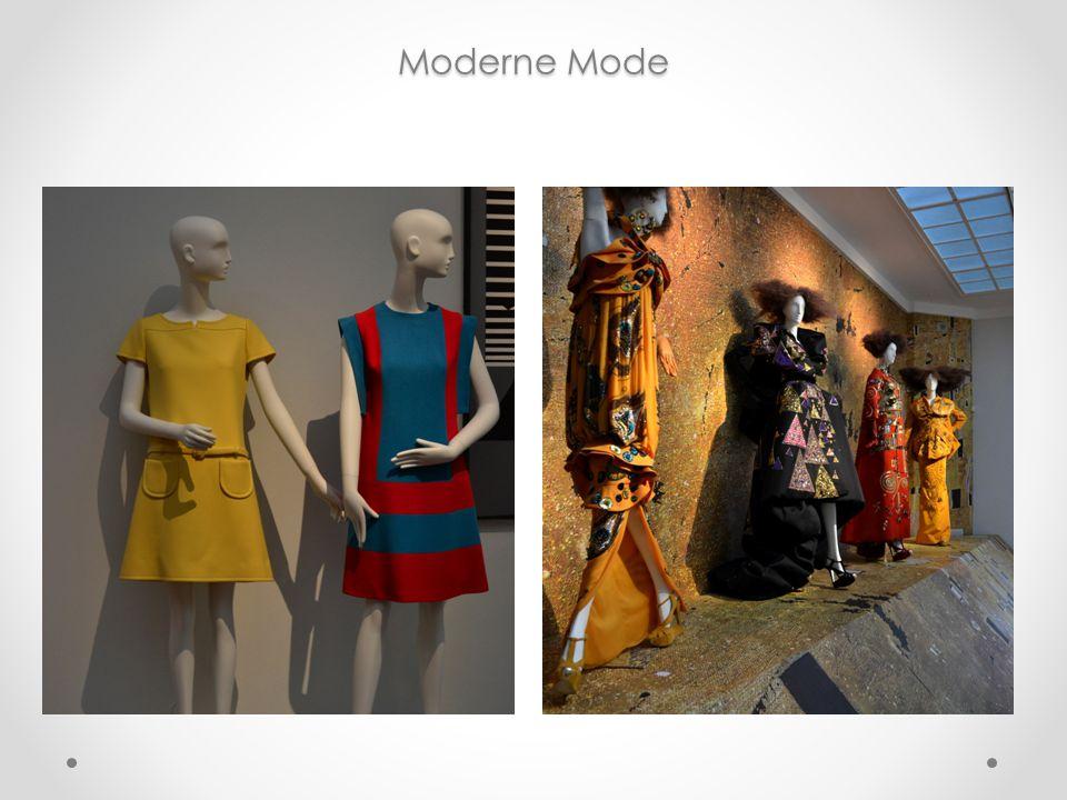 Moderne Mode