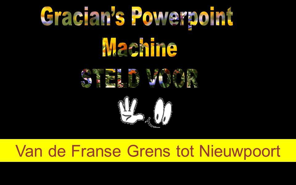 Van de Franse Grens tot Nieuwpoort