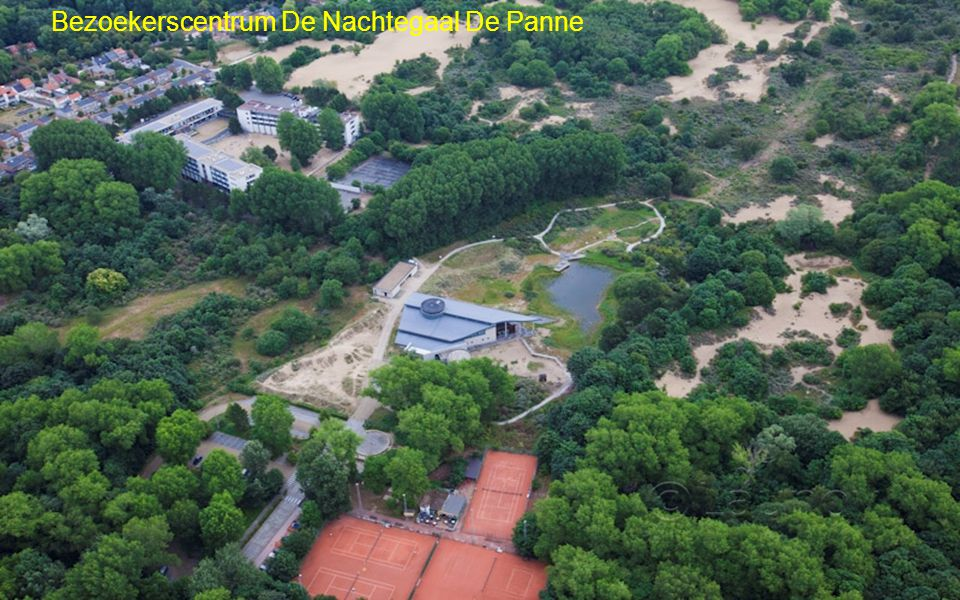 Bezoekerscentrum De Nachtegaal De Panne
