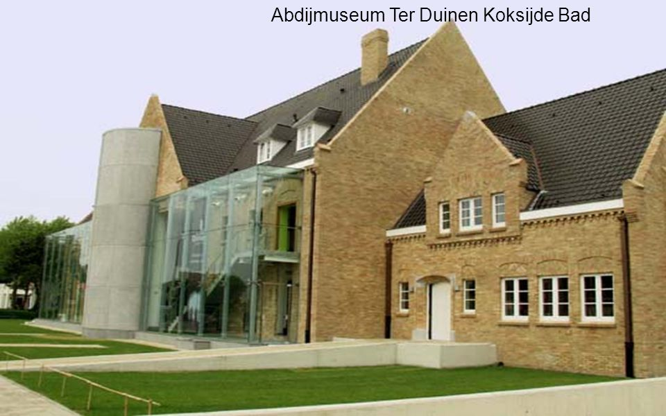Abdijmuseum Ter Duinen Koksijde Bad