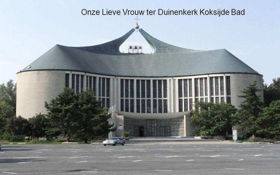 Onze Lieve Vrouw ter Duinenkerk Koksijde Bad