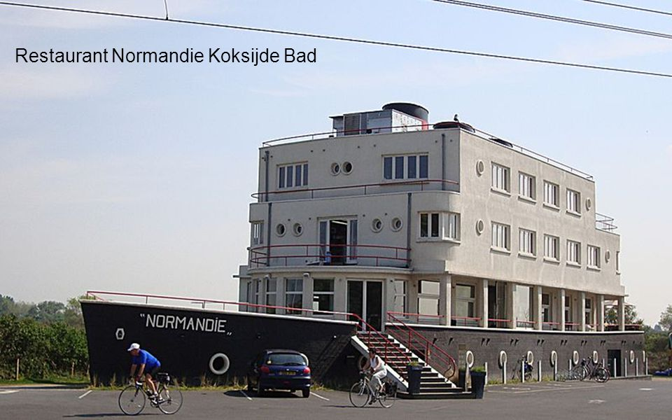 Restaurant Normandie Koksijde Bad