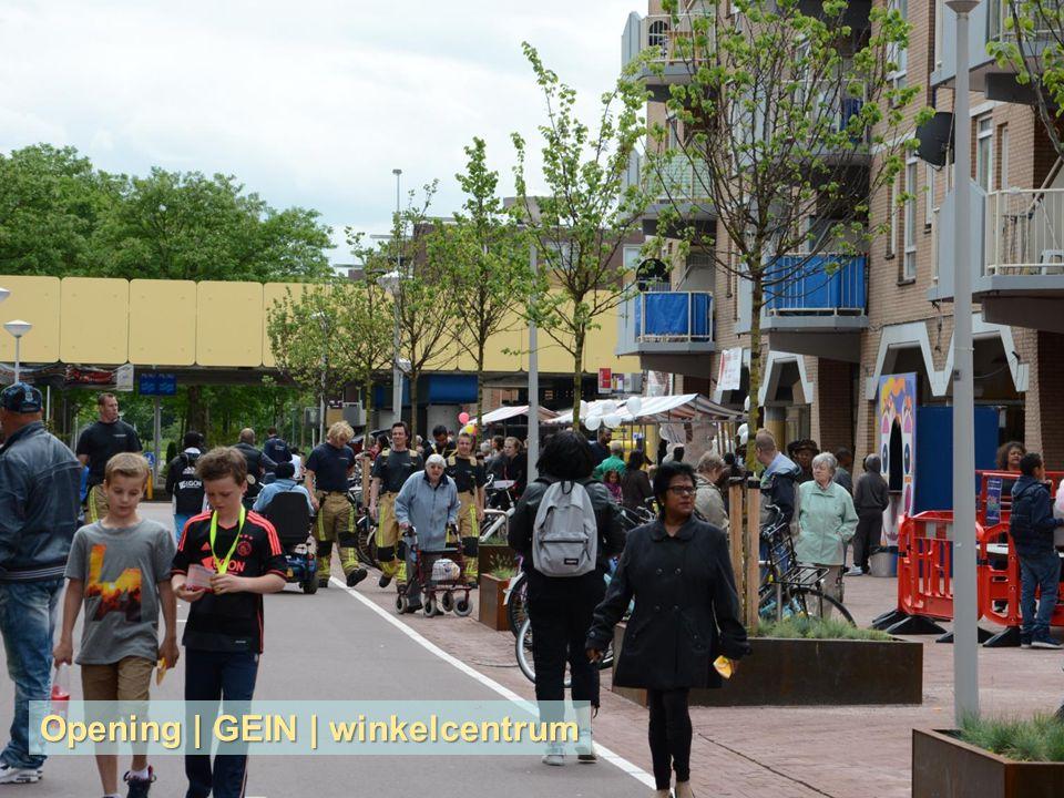 Opening | GEIN | winkelcentrum
