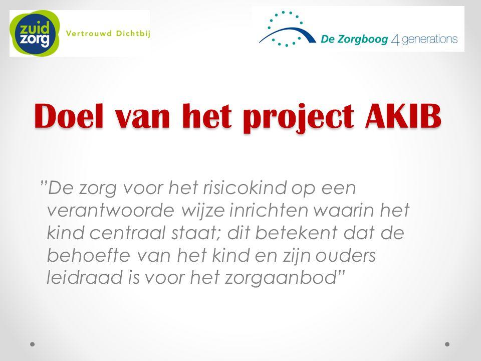 Doel van het project AKIB