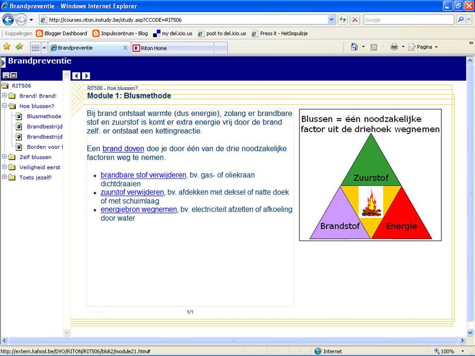 Ontwerpen van digitaal studiemateriaal