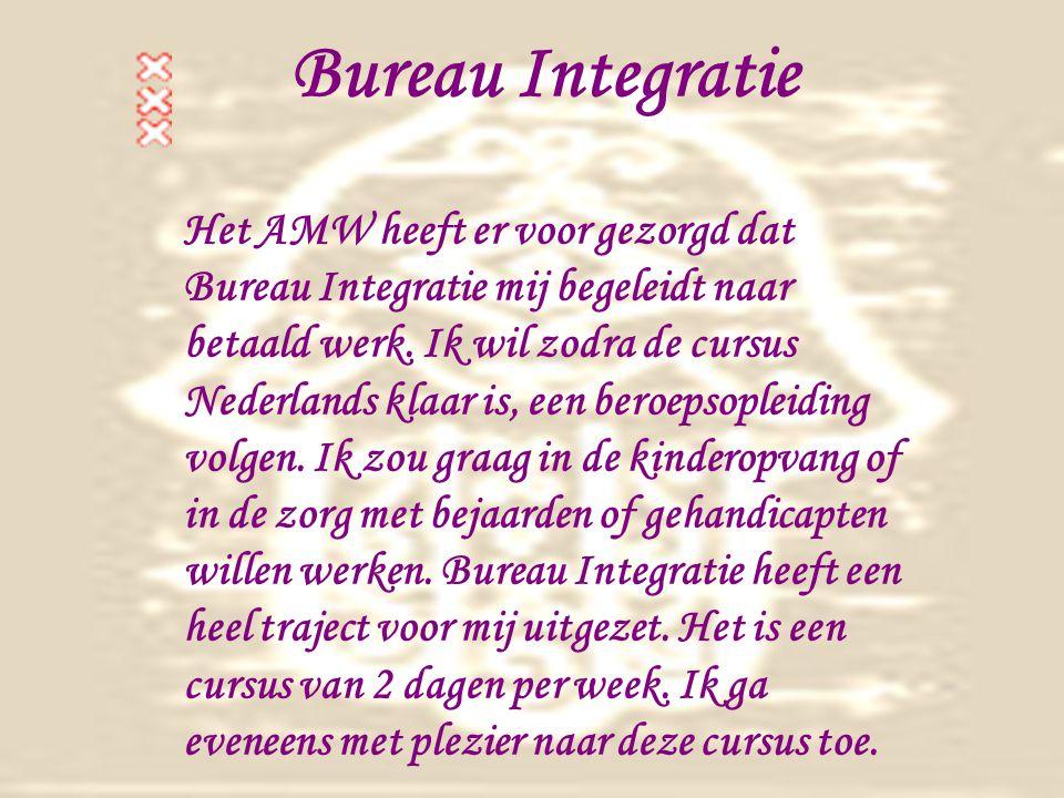 Bureau Integratie