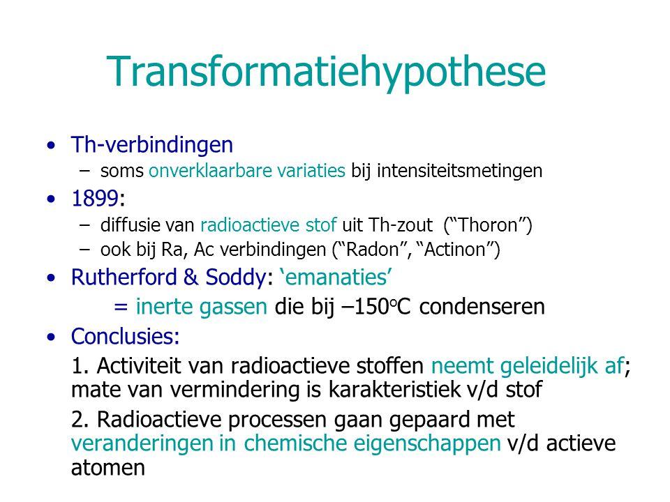 Transformatiehypothese