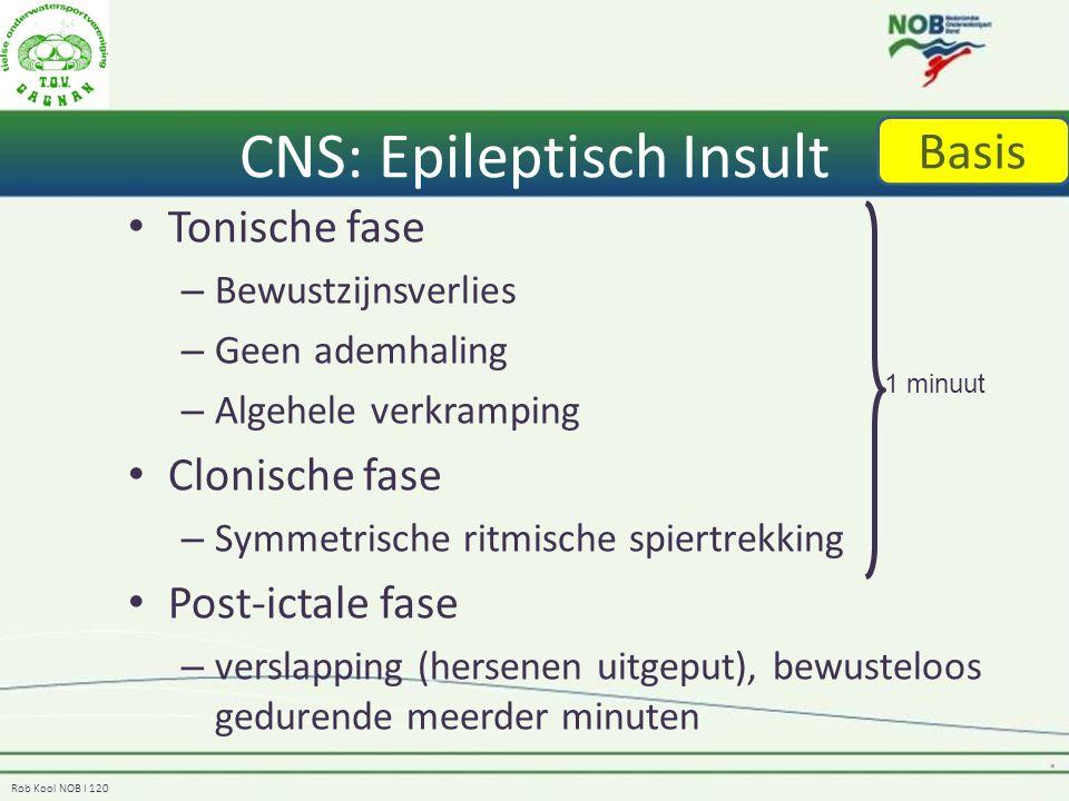 CNS: Epileptisch Insult