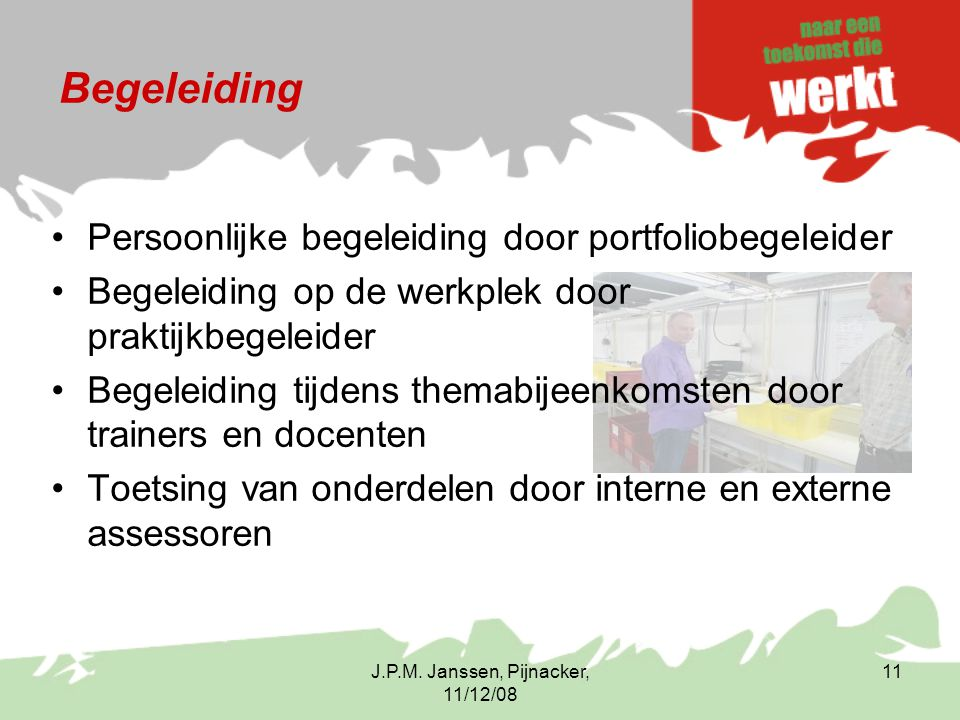 J.P.M. Janssen, Pijnacker, 11/12/08