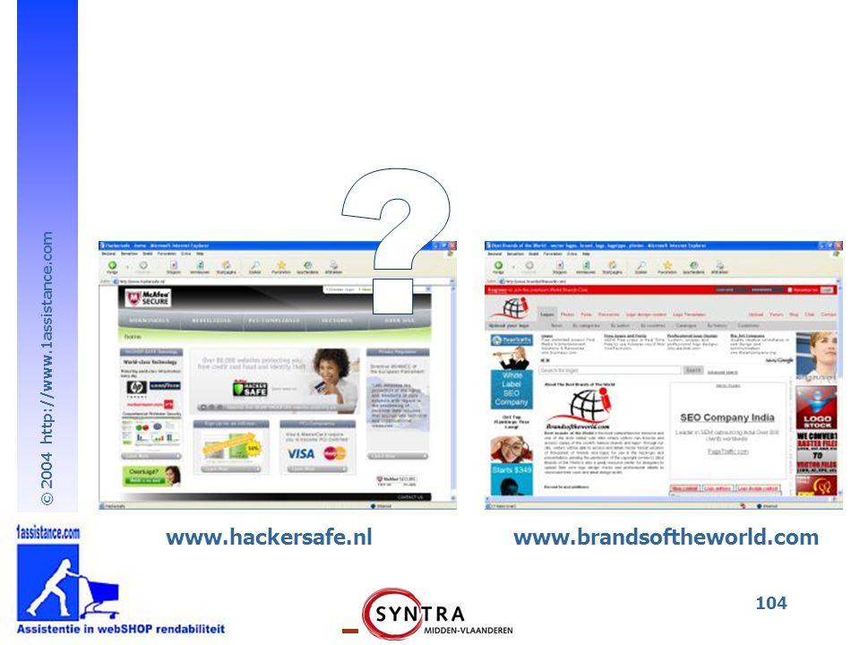 www.hackersafe.nl www.brandsoftheworld.com