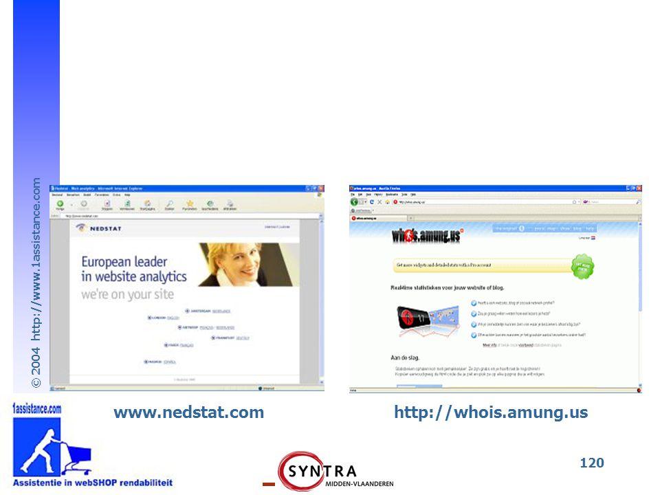 www.nedstat.com http://whois.amung.us