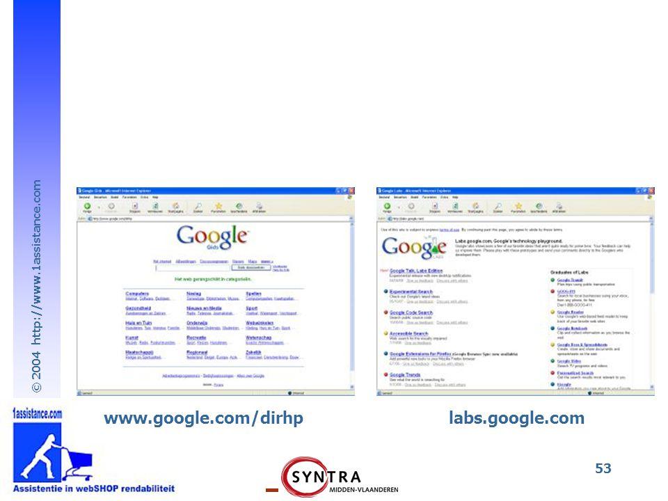 www.google.com/dirhp labs.google.com