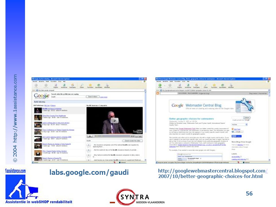 labs.google.com/gaudi http://googlewebmastercentral.blogspot.com/