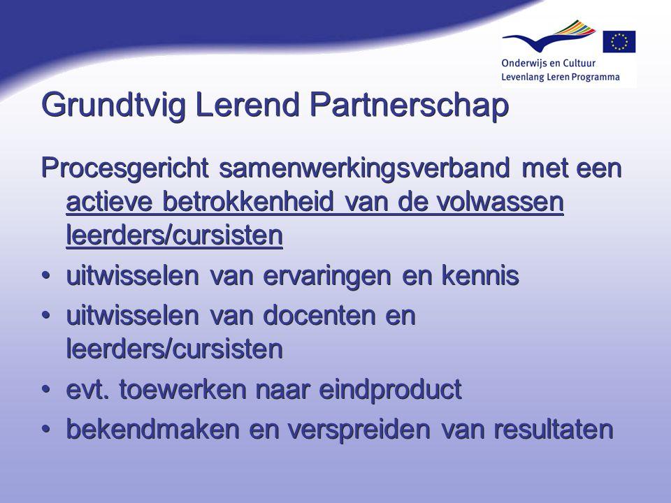 Grundtvig Lerend Partnerschap