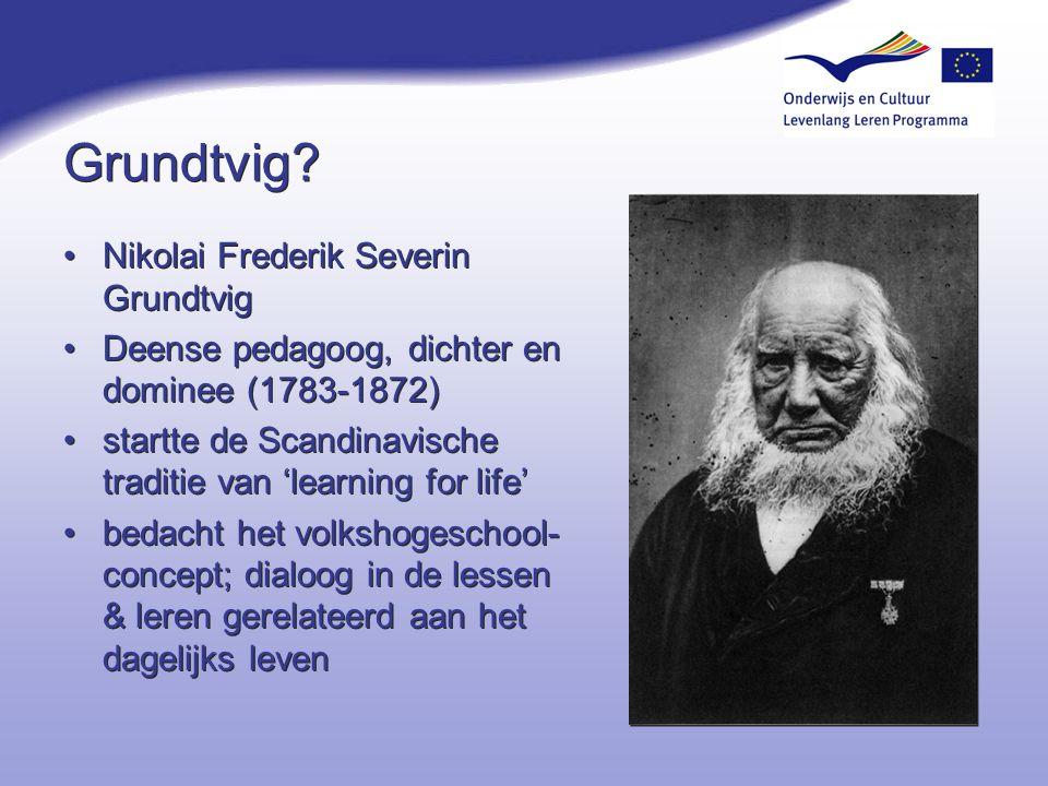 Grundtvig Nikolai Frederik Severin Grundtvig