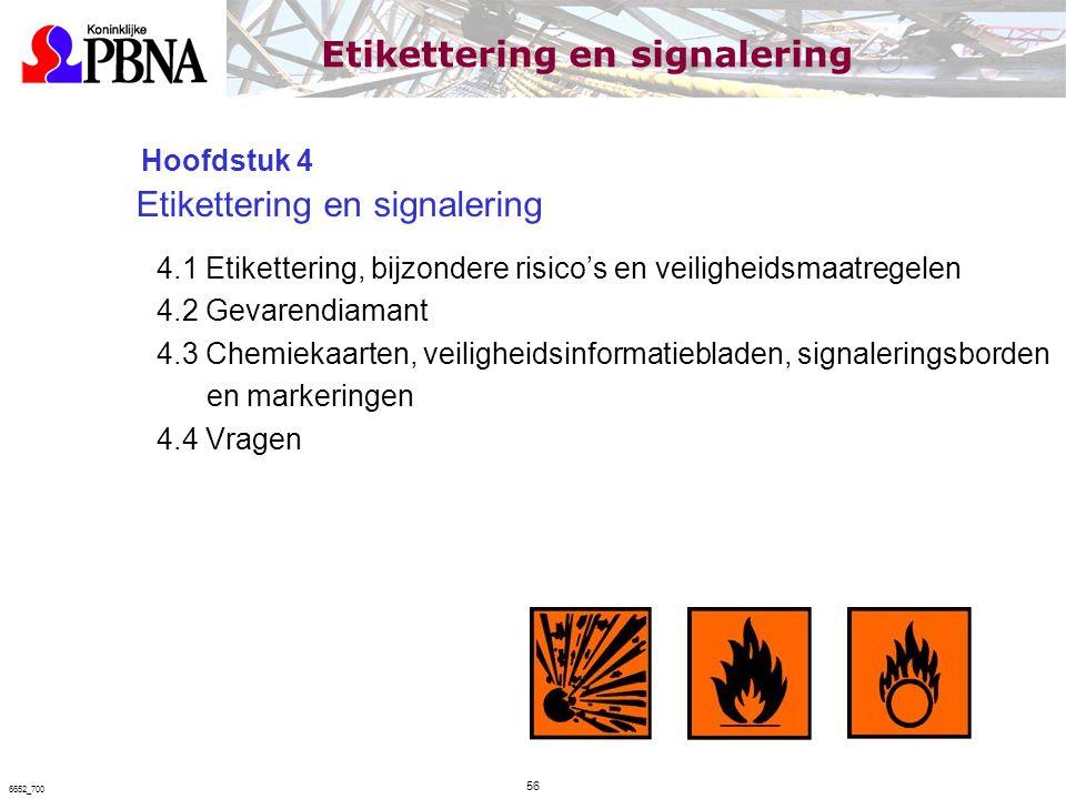 Hoofdstuk 4 Etikettering en signalering