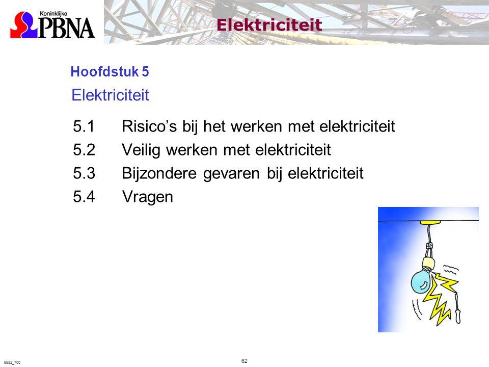 Hoofdstuk 5 Elektriciteit