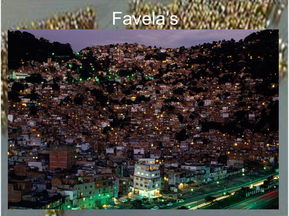 Favela's