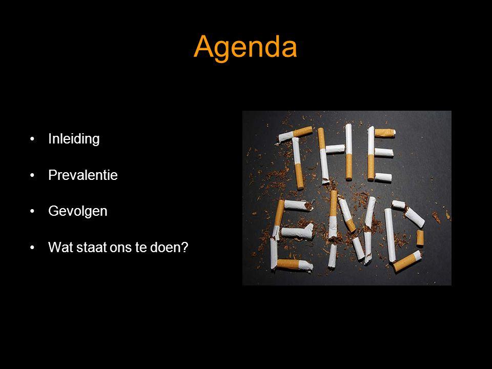 Agenda Inleiding Prevalentie Gevolgen Wat staat ons te doen 3