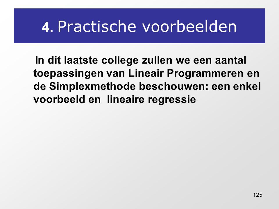 4. Practische voorbeelden