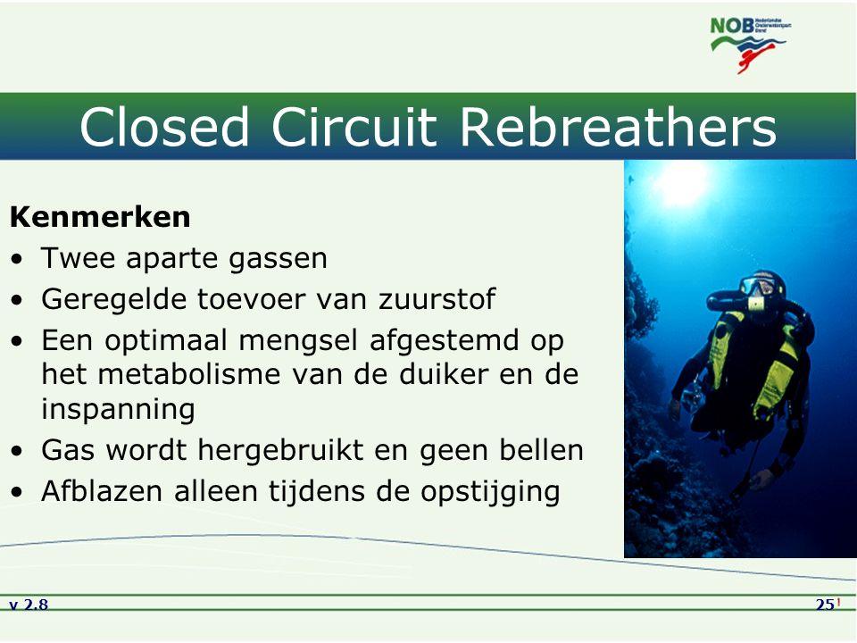 Closed Circuit Rebreathers