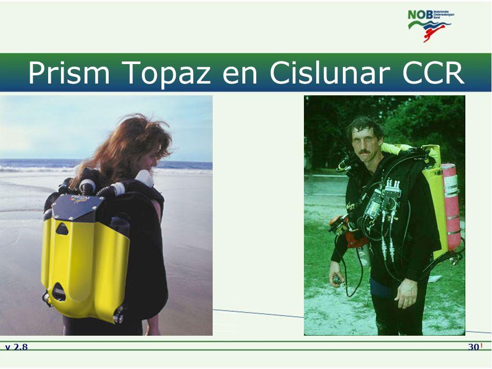 Prism Topaz en Cislunar CCR