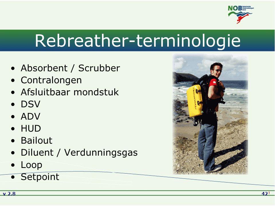 Rebreather-terminologie