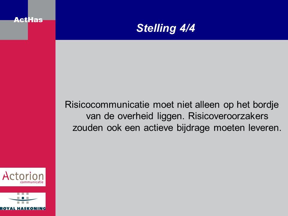 Stelling 4/4